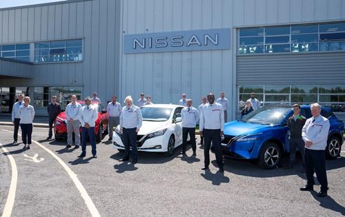 นิสสัน เปิดตัวโครงการ EV36Zero ฐานการผลิตรถยนต์ไฟฟ้าด้วยเงินลงทุนกว่า 1 พันล้านปอนด์ เร่งเดินหน้าสู่เป้าหมายการปล่อยคาร์บอนเป็นศูนย์