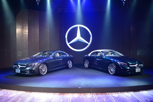 เมอร์เซเดส-เบนซ์ เผยโฉม Mercedes-Benz S-Class Coupé และ Mercedes-Benz S-Class Cabriolet สองสุดยอดยนตกรรมสปอร์ตหรูเหนือระดับรุ่นใหม่ล่าสุด