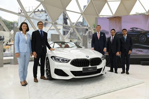 บีเอ็มดับเบิลยู ประเทศไทย นำทัพยนตรกรรมพรีเมี่ยมสู่งาน BMW Xpo 2019 พร้อมเผยโฉมบีเอ็มดับเบิลยูซีรี่ส์ 8 Convertible สปอร์ตในแบบเปิดประทุน