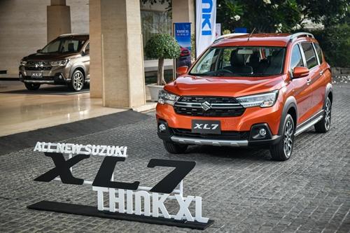 ALL NEW SUZUKI XL7  เปิดตัวแรง กับ ราคา 779,000 บาท เจาะตลาด Crossover ในแบบ 7 ที่นั่ง